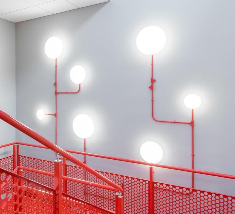 Aj eklipta 350 arne jacobsen applique murale wall light  louis poulsen 5743592207  design signed nedgis 110879 product