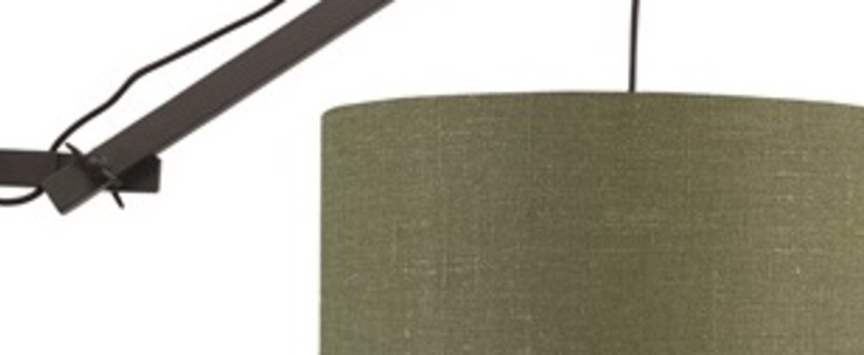 Applique murale andes vert foret l32cm h35 43cm good mojo normal
