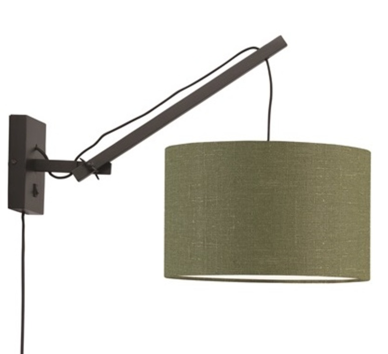 Andes good mojo studio applique murale wall light  it s about romi andes w2 b 3220 gf  design signed nedgis 112242 product