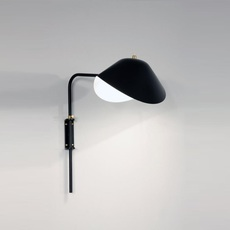 Antony switch shade serge mouille editionssergemouille apant noir etrier luminaire lighting design signed 20829 thumb