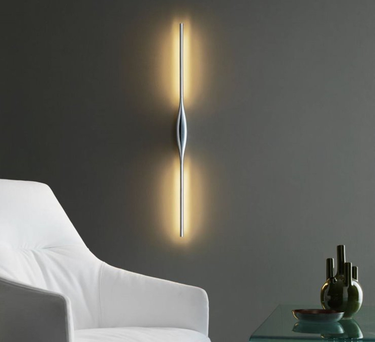 Apex karim rashid applique murale wall light  fontana arte 4311al aluminium  design signed nedgis 65795 product