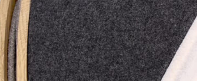 Applique murale applique gris anthracite o40cm h30 5cm kngb normal