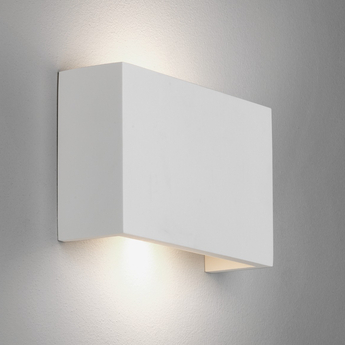 Applique murale applique rectangulaire led rio 211 blanc o5 5cm h12 5cm astro normal
