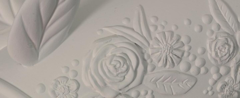 Applique murale aprile blanc l50cm karman normal