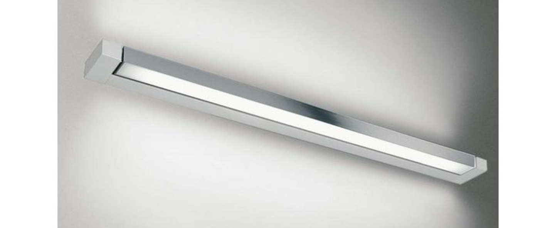 Applique murale ara blanc led 3000k 2100lm ip40 l69cm h11cm nemo lighting normal