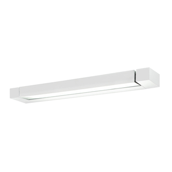 Applique murale ara total blanc led 3000k 2100lm ip40 l69cm h11cm nemo lighting normal