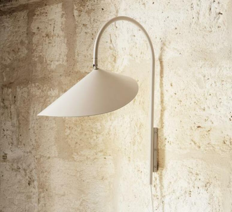 Arum wall lamp trine andersen applique murale wall light  ferm living 100134 101  design signed nedgis 92405 product