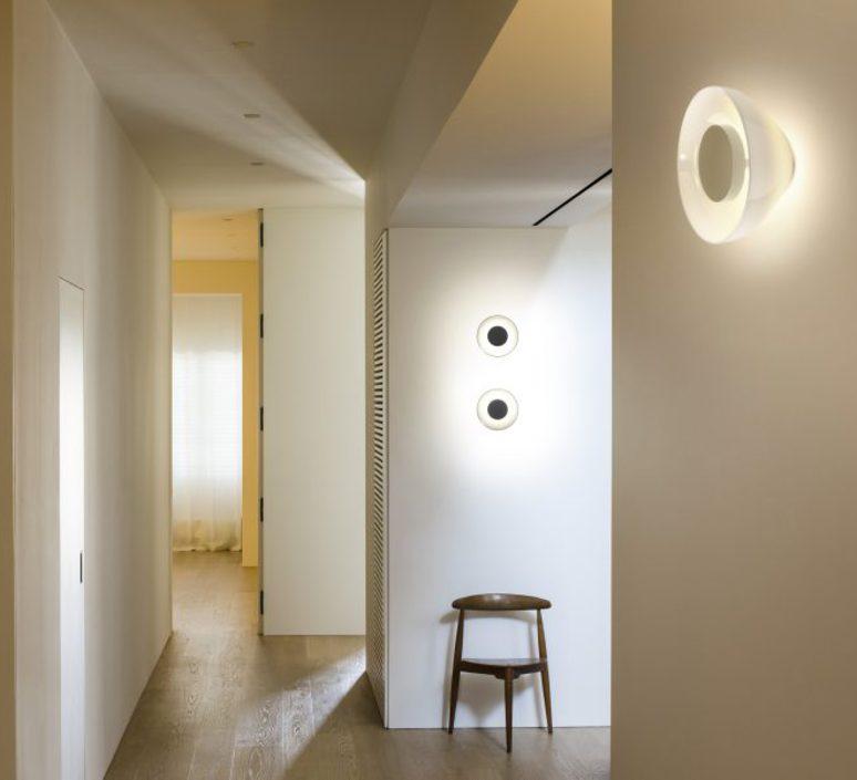 Aura joan gaspar applique murale wall light  marset a676 016  design signed 53146 product