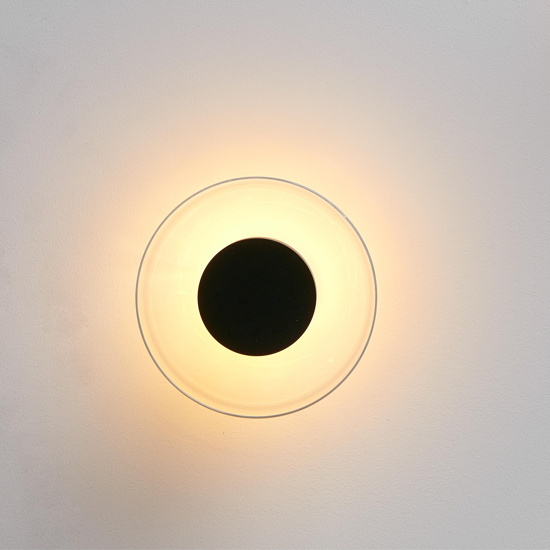 Wall Light Aura Transparent 216 17 9cm Marset Nedgis