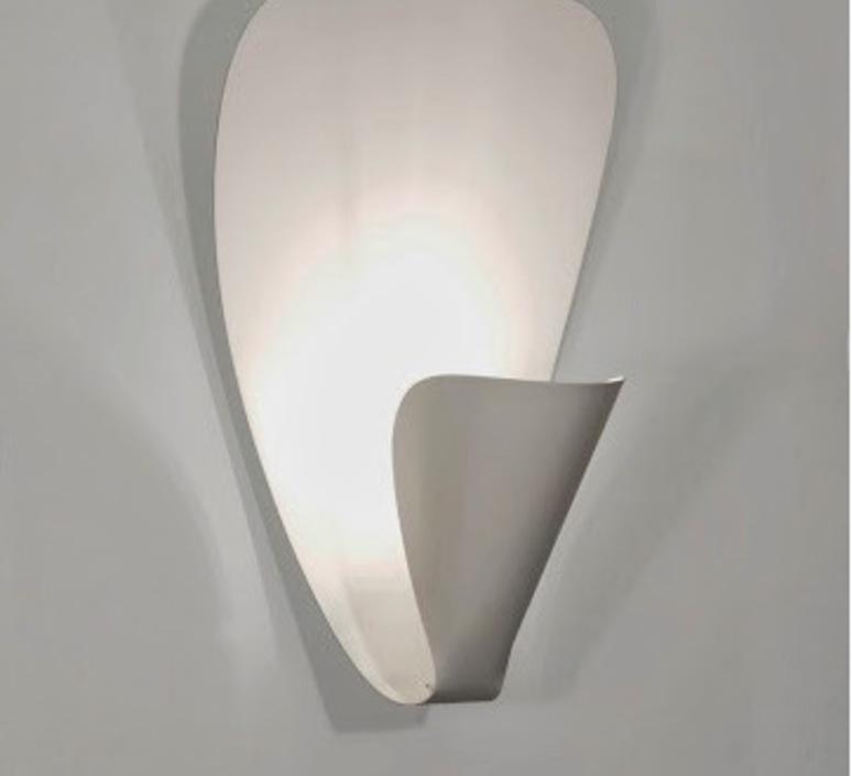 B206 michel buffet lignes de demarcation b206 blanc luminaire lighting design signed 23547 product