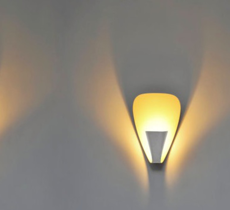 B206 michel buffet lignes de demarcation b206 blanc luminaire lighting design signed 23549 product
