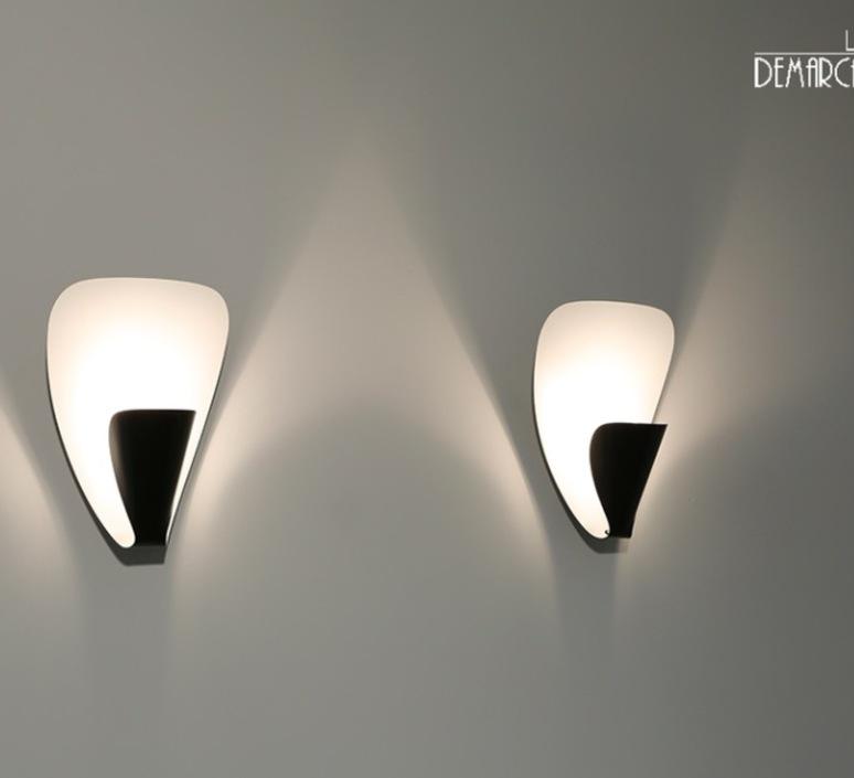 B206 michel buffet lignes de demarcation b206 noir luminaire lighting design signed 23553 product