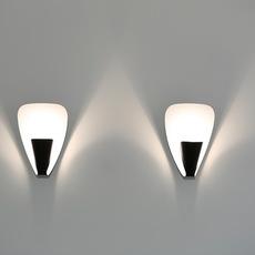 B206 michel buffet lignes de demarcation b206 noir luminaire lighting design signed 23554 thumb