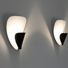 B206 michel buffet lignes de demarcation b206 noir luminaire lighting design signed 23555 thumb