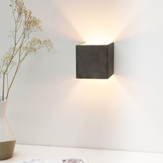 B3 dark wall light cubic stephan gants gantlights b3 wa gs luminaire lighting design signed 28456 thumb