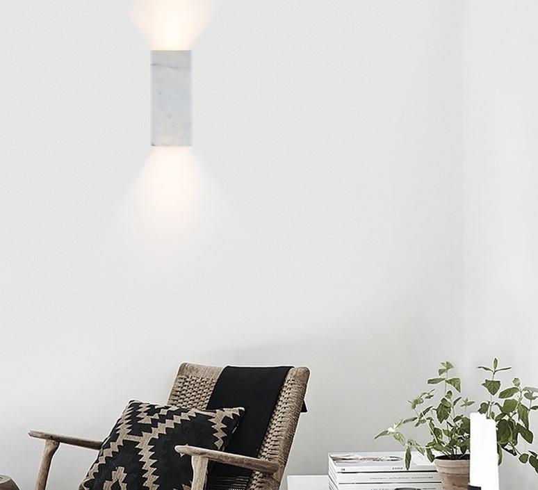 B8m carrara stefan gant applique murale wall light  gantlights b8 cm  design signed nedgis 67554 product