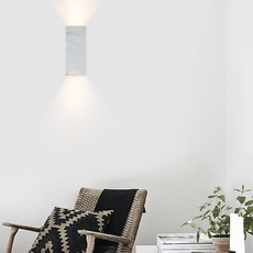 B8m carrara stefan gant applique murale wall light  gantlights b8 cm  design signed nedgis 67554 thumb