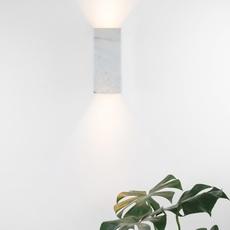 B8m carrara stefan gant applique murale wall light  gantlights b8 cm  design signed nedgis 67555 thumb