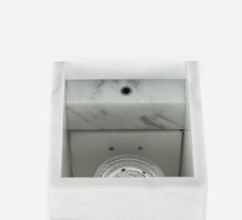 B8m carrara stefan gant applique murale wall light  gantlights b8 cm  design signed nedgis 67557 product