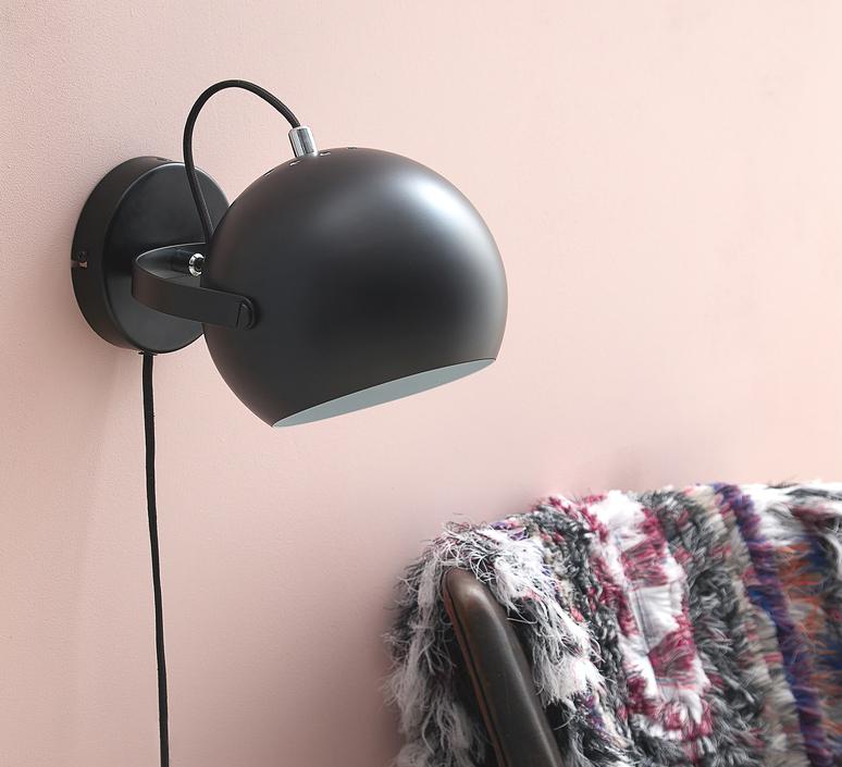 Ball avec poignee benny frandsen applique murale wall light  frandsen 43546505001  design signed nedgis 91222 product