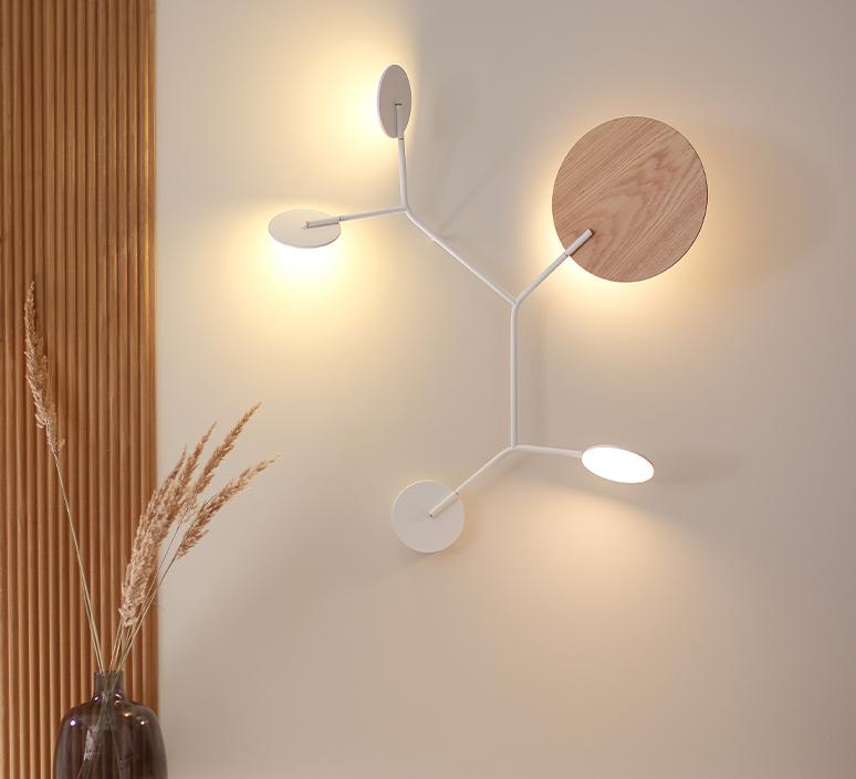 Ballon wall 5 mikko karkkainen applique murale wall light  tunto bw5 wo b  design signed nedgis 102228 product