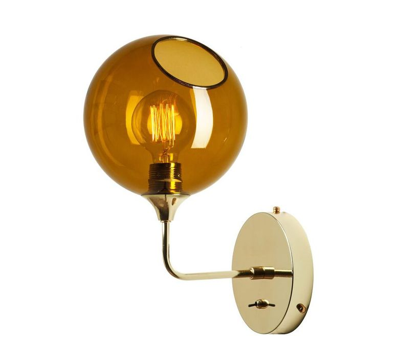 Ballroom  applique murale wall light  design by us 22734  design signed 53831 product