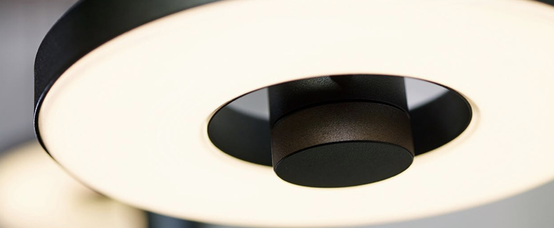 Applique murale bead noir 0o27 5cm h21 7cm tonone normal
