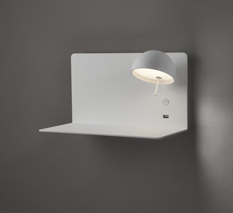 Beddy 03 droite danos salgado applique murale wall light  bover 23604020106  design signed nedgis 122779 product