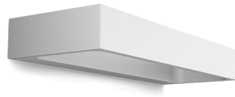 Applique murale bento 3 6 blanc led l36cm h4 6cm wever ducre normal