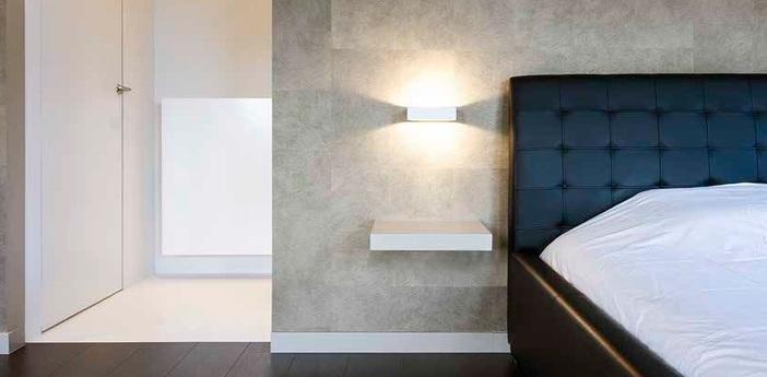 Applique murale bento blanc l18cm wever ducre normal