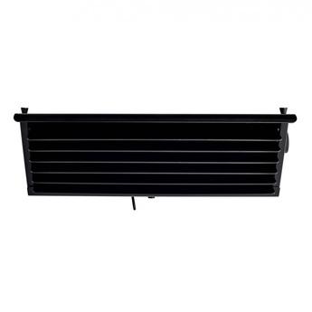 Applique murale biny box 2 noir led 2700k 260lm l27cm h8 5cm dcw editions paris normal