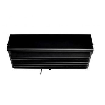 Applique murale biny box 3 noir led 2700k l27cm h11cm dcw editions normal