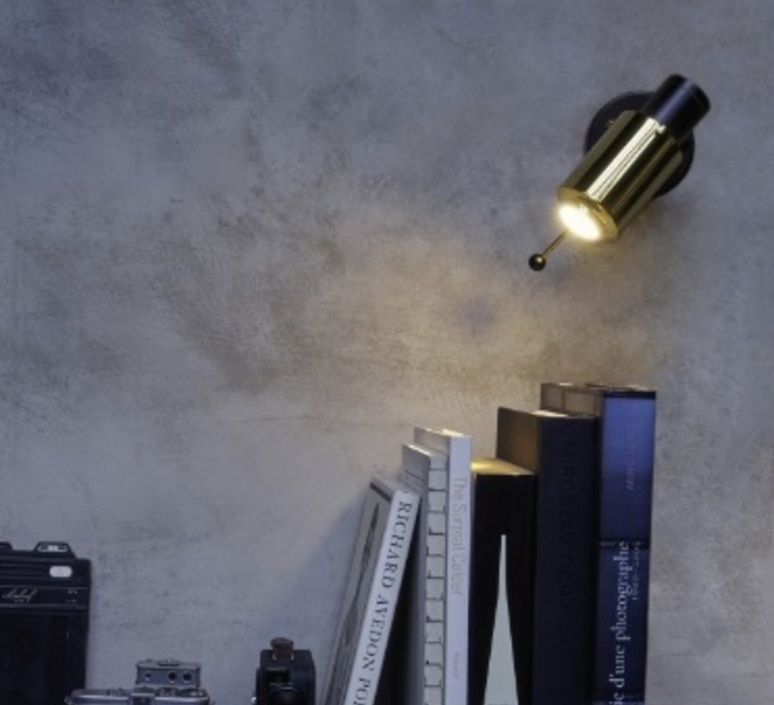 Biny spot jacques biny applique murale wall light  dcw bulb bl gol  design signed nedgis 91896 product