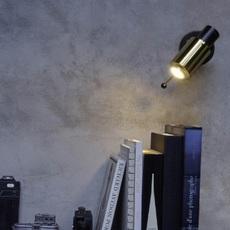 Biny spot jacques biny applique murale wall light  dcw bulb bl gol  design signed nedgis 91896 thumb