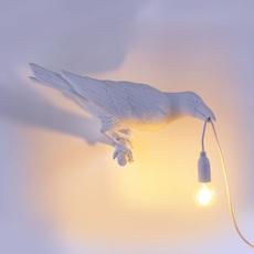 Bird lamp looking right indoor marcantonio raimondi malerba applique murale wall light  seletti 14731  design signed nedgis 97166 thumb