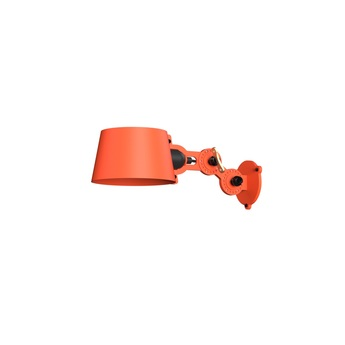 Applique murale bolt side fit mini orange vif l23 1cm h9cm tonone normal