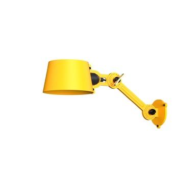 Applique murale bolt wall sidefit small jaune l44cm h35cm tonone normal