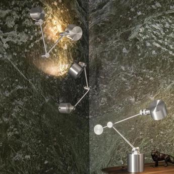 Applique murale boom aluminium cm cm tom dixon normal