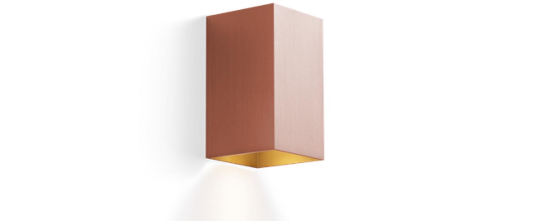 Applique murale box mini 1 0 cuivre l6 7cm h11 5cm wever ducre normal