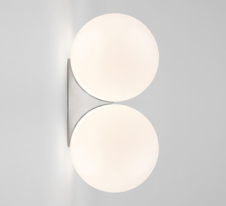Brass architecturale double sconce michael anastassiades applique murale wall light  anastassiades ma ds150 pb   design signed 60902 product
