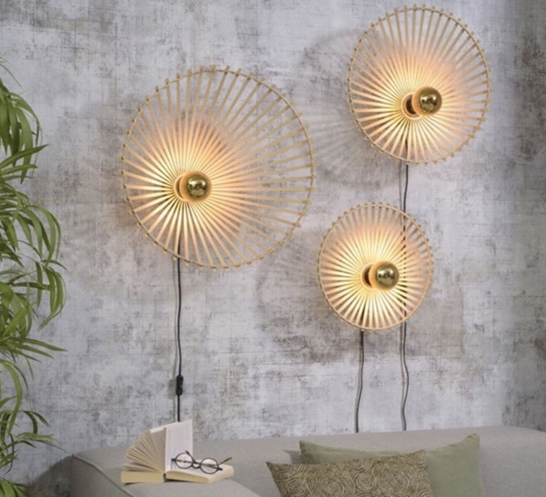 Bromo good mojo studio applique murale wall light  it s about romi bromo w60 n  design signed nedgis 110999 product