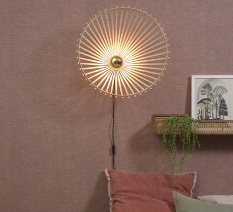 Bromo good mojo studio applique murale wall light  it s about romi bromo w60 n  design signed nedgis 111001 product