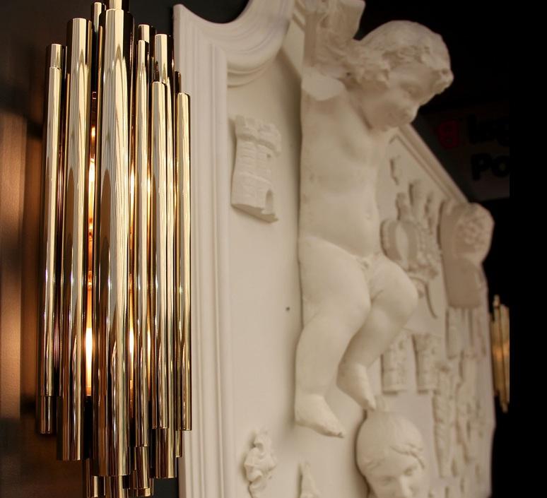 Brubeck xl studio delightfull delightfull wall brubeck xl gold luminaire lighting design signed 25610 product