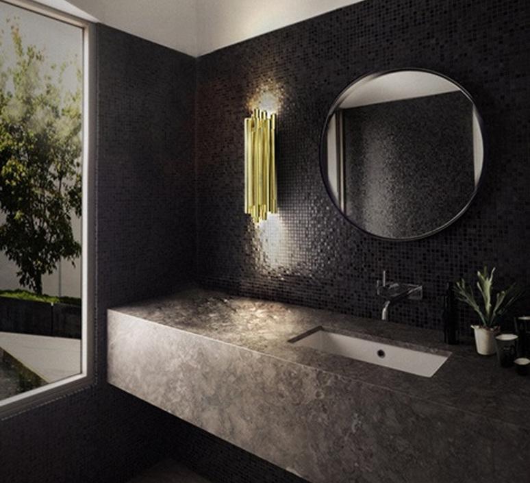 Brubeck xl studio delightfull delightfull wall brubeck xl gold luminaire lighting design signed 25611 product