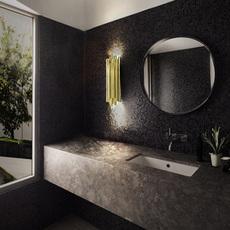 Brubeck xl studio delightfull delightfull wall brubeck xl gold luminaire lighting design signed 25611 thumb