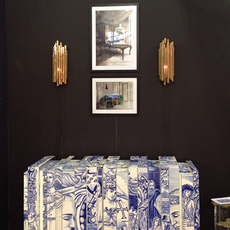 Brubeck xl studio delightfull delightfull wall brubeck xl gold luminaire lighting design signed 25612 thumb