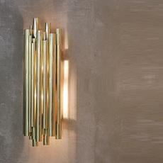Brubeck xl studio delightfull delightfull wall brubeck xl gold luminaire lighting design signed 25613 thumb
