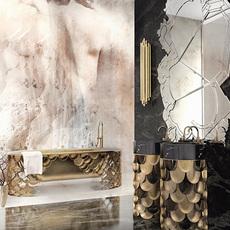 Brubeck xl studio delightfull delightfull wall brubeck xl gold luminaire lighting design signed 25614 thumb