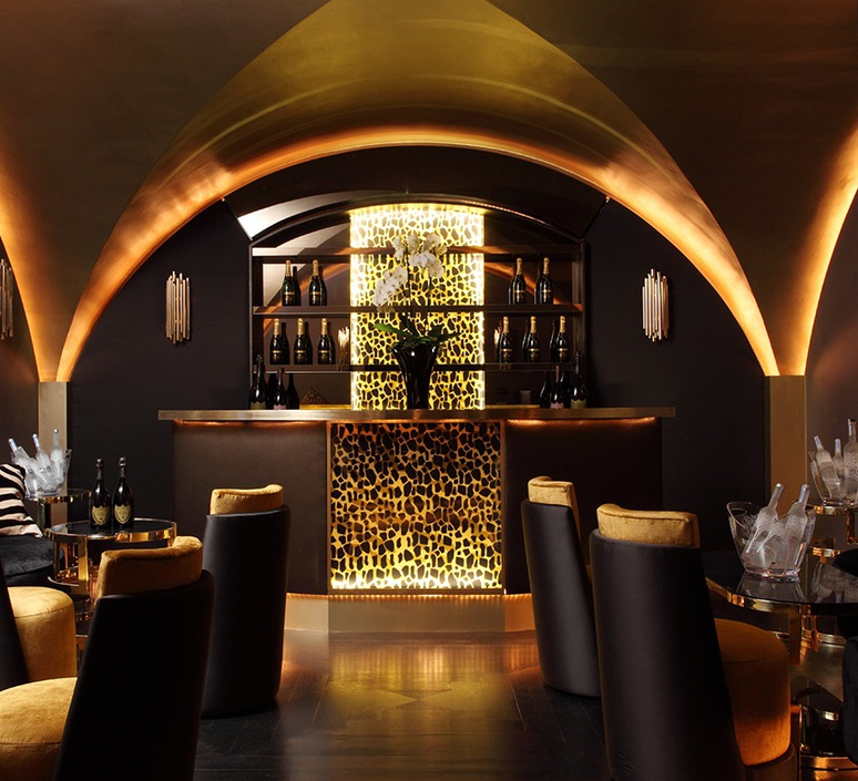 Brubeck xl studio delightfull delightfull wall brubeck xl gold luminaire lighting design signed 25615 product
