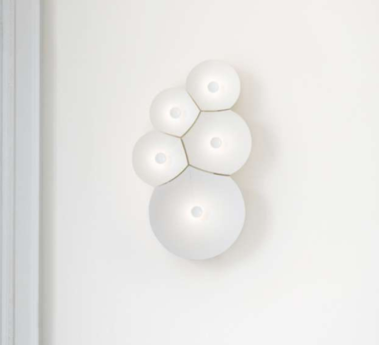 Bulbullia francisco gomez paz applique murale wall light  luceplan d95a5  design signed nedgis 78407 product